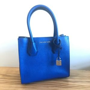 Bright Blue Michael Kors Purse